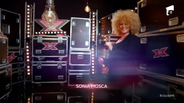 """Finala X Factor 2020. Sonia Mosca a lăsat publicul fără cuvinte: """"Sunteți pregătiți pentru o furtună muzicală?"""""""