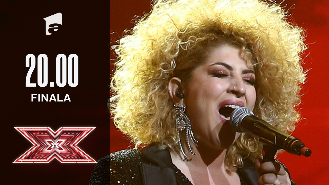 Finala X Factor 2020: Sonia Mosca - My Heart Will Go On