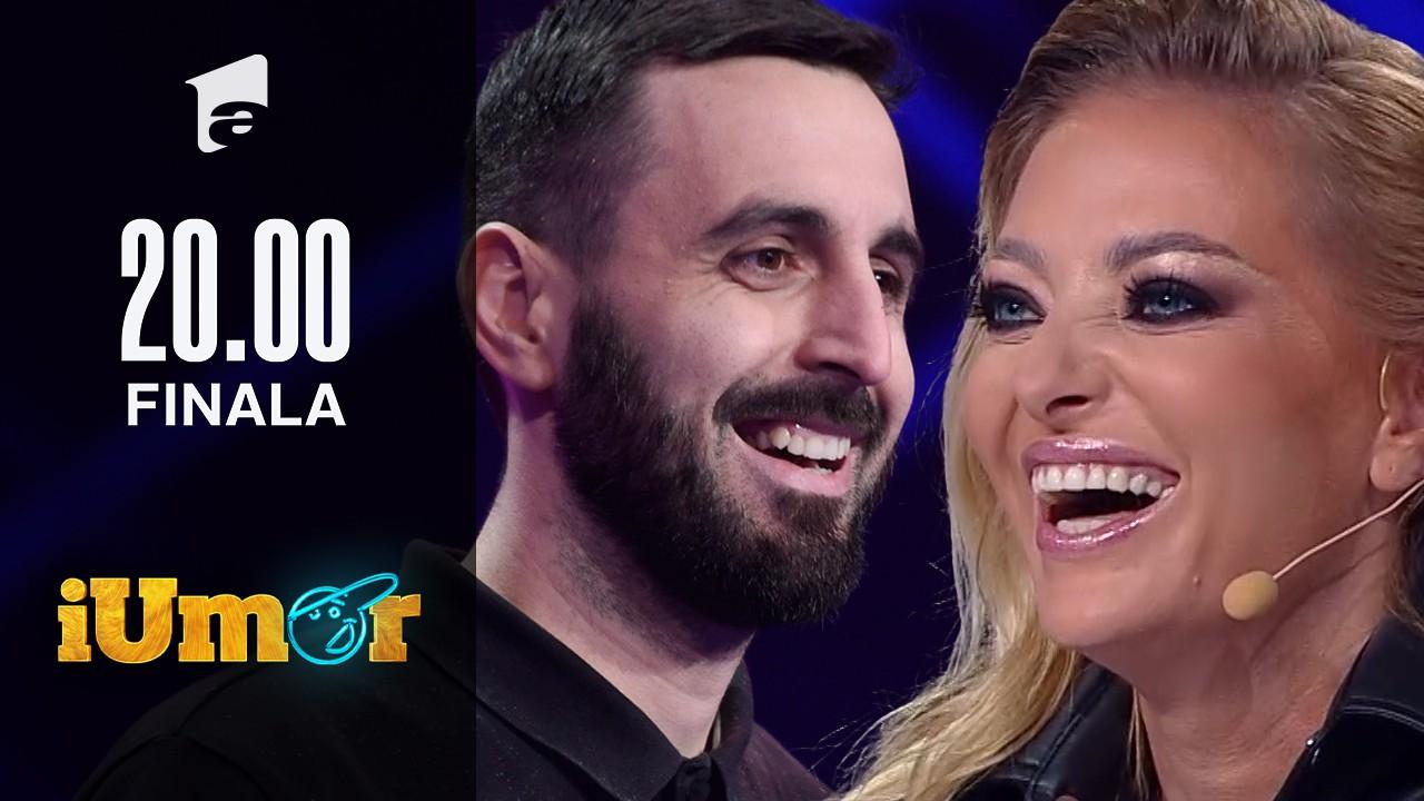 """Petre Dănuț Irinel a avut emoții mari în finala iUmor și s-a văzut asta: """"N-a fost ce trebuie"""""""