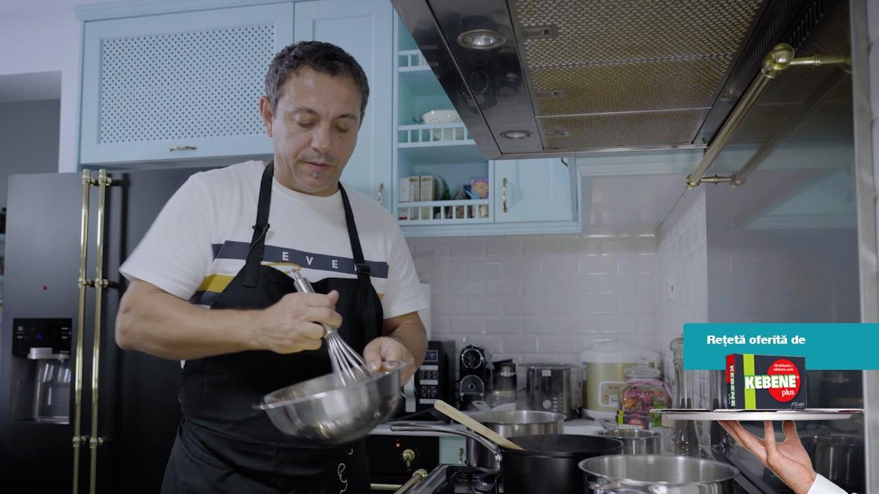 Rețeta lui Chef Sorin Bontea de ouă cu spanac. Cât de simplu se prepară