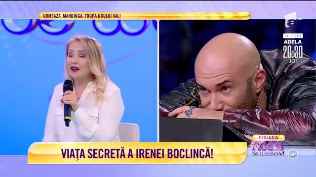 Irena Boclincă, șocată de viață secretă a soțului!