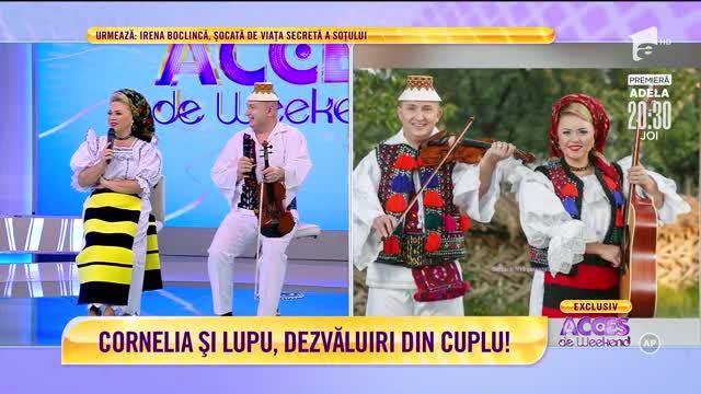 Cornelia și Lupu, dezvăluiri din cuplu!