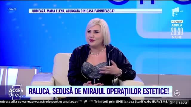 Raluca, o tânără sedusă de mirajul operațiilor estetice, s-ar fi ales cu cicatrici la sâni
