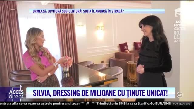Silvia Ababei, o frumoasă afaceristă, a dezvăluit secretul strălucirii în casa de peste un milion de euro, în care diamantele fac legea