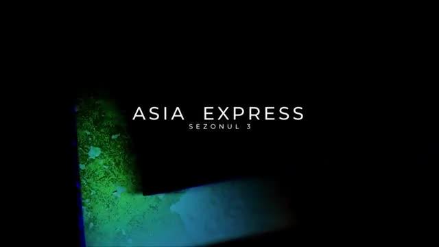 Asia Express, Sezonul 3. Rezumatul primului episod