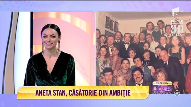 Aneta Stan, o iubire imposibilă
