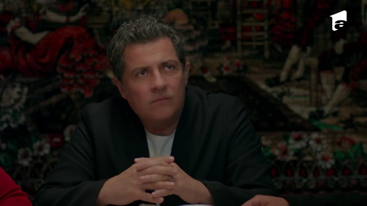 Adela, episodul 6. Achim îi spune adevărul lui Paul Andronic: Am mințit. Andreea nu este fata ta!