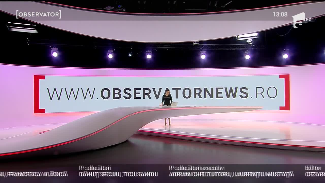Observator 13 Weekend