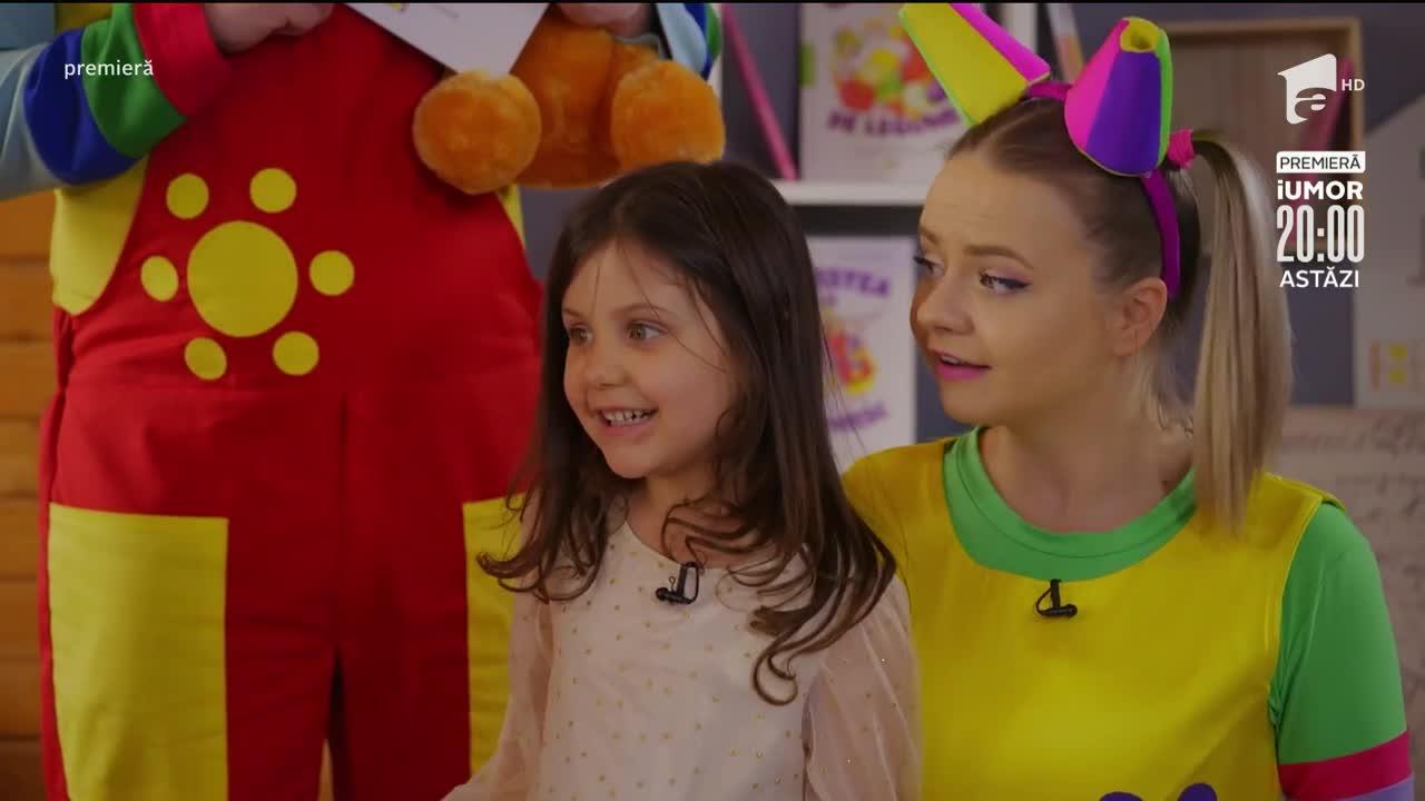 Anca Sigartău și Anastasia, nepoata ei, fac o vizită  în Casa Zurli