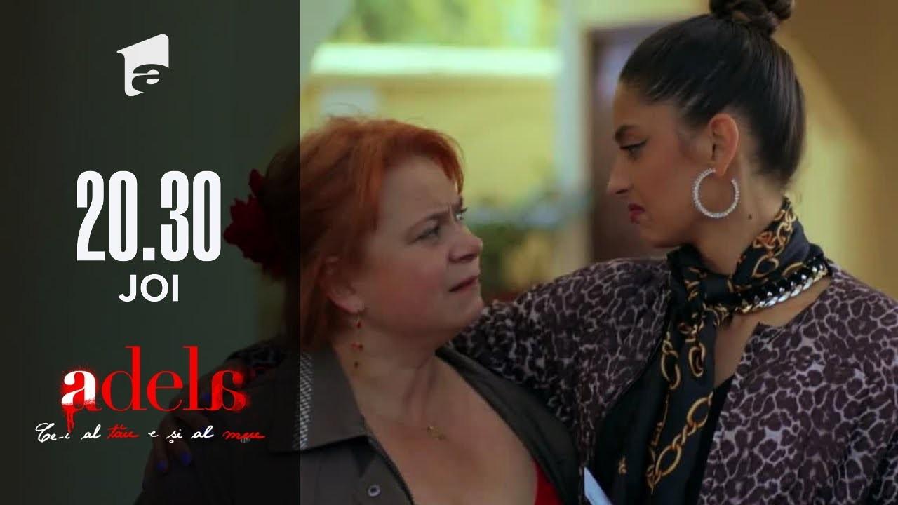 Andreea își ameniță mama cu pușcăria!