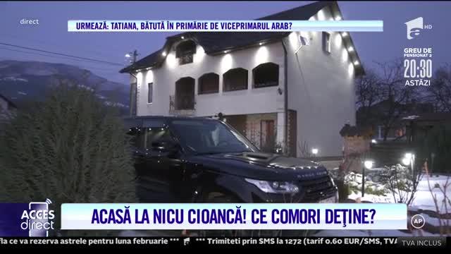 Nicu Cioancă, imperiu fabulos în inima munților