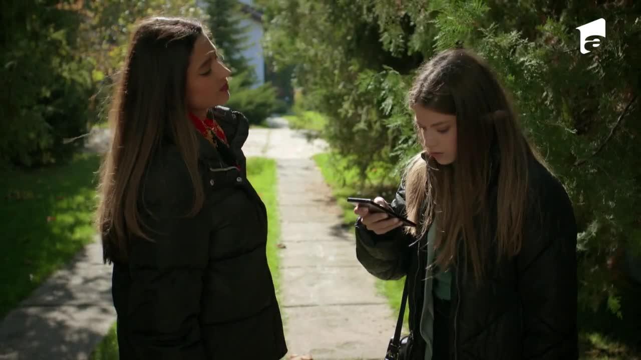 Adela apare în presă că ar fi fata lui Paul Andronic. Andreea ia foc la aflarea veștii