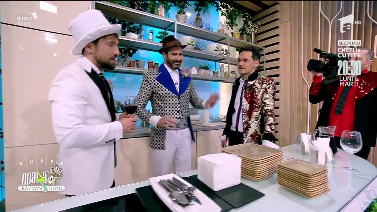 Mousse de ciocolată albă, rețeta de la Neatza a lui chef Nicolai Tand