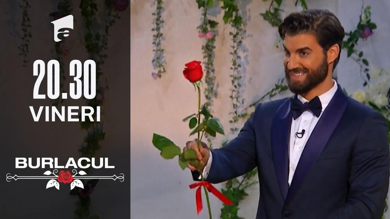 Burlacul Andi Constantin si-a ales favoritele! Vezi cine nu a primit trandafir!