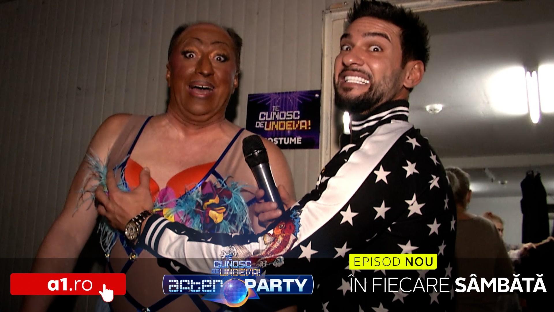 Te cunosc de undeva | After Party, cu Dorian Popa - episodul 5