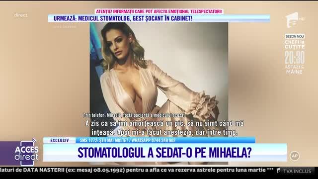 Vloggeriţa Ştefania se luptă pe toate fronturile să îl demaşte pe medicul stomatolog care ar fi drogat-o!