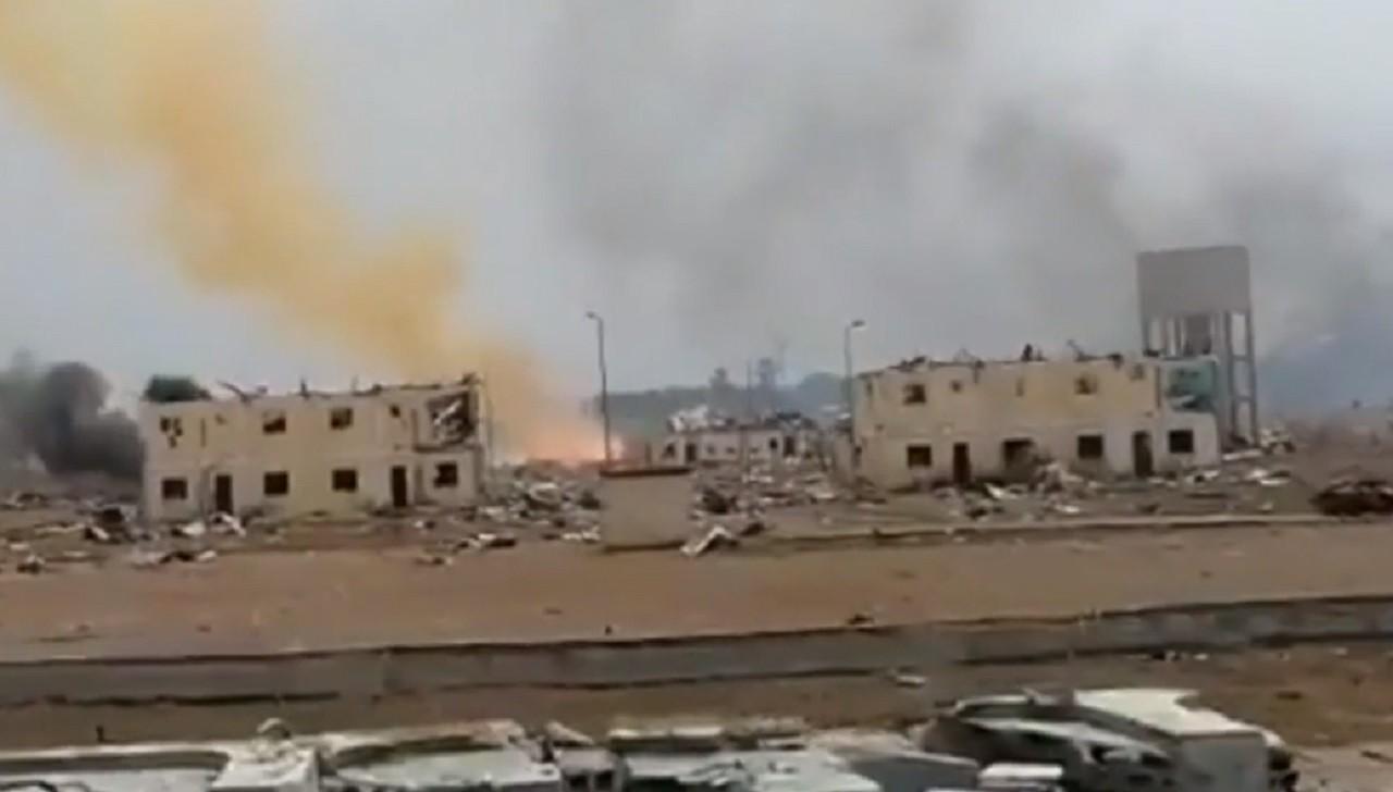 Tragedie în capitala economică a Guineei Ecuatoriale, după mai multe explozii: Zeci de morţi şi sute de răniţi