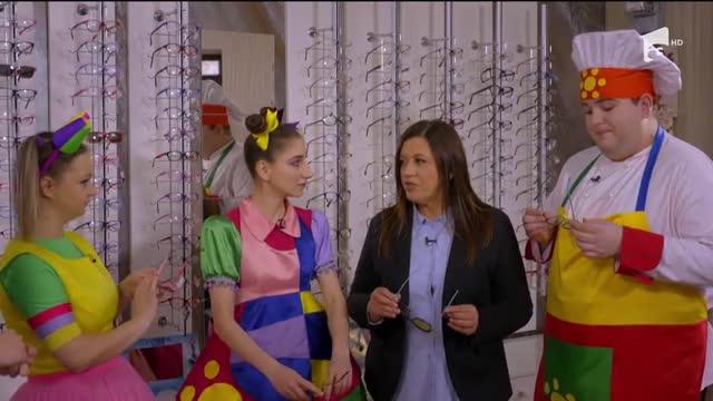 Gașca Zurli, la control oftalmologic!