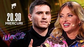 """Alexandru Ghețan la iUmor, numărul pe care Mihai l-a văzut cu greu către final: """"Nu e ușor, mă!"""""""