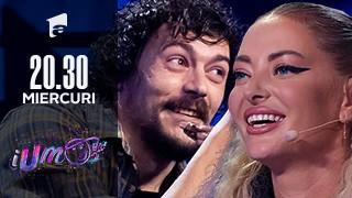 Mario Lopez, concurentul care a venit să facă magie pe scena iUmor, dar a reușit să o și vrăjească pe Delia