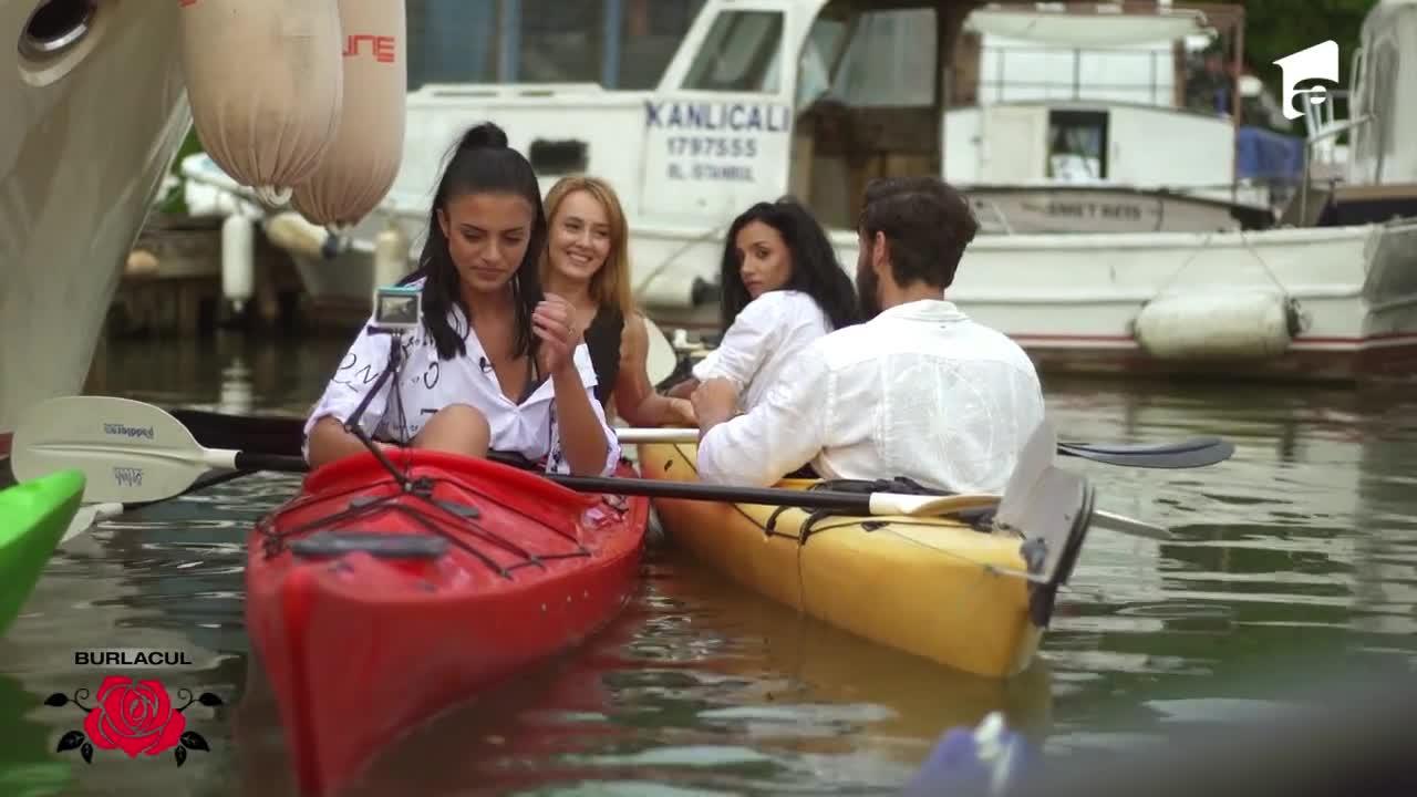 Catrina, Angela si Cris au un super date cu Andi Constantin