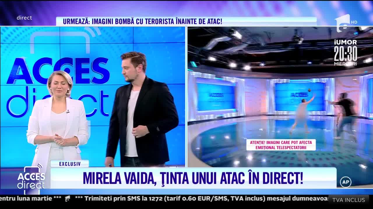 Mirela Vaida, traumatizată după atacul nemilos!