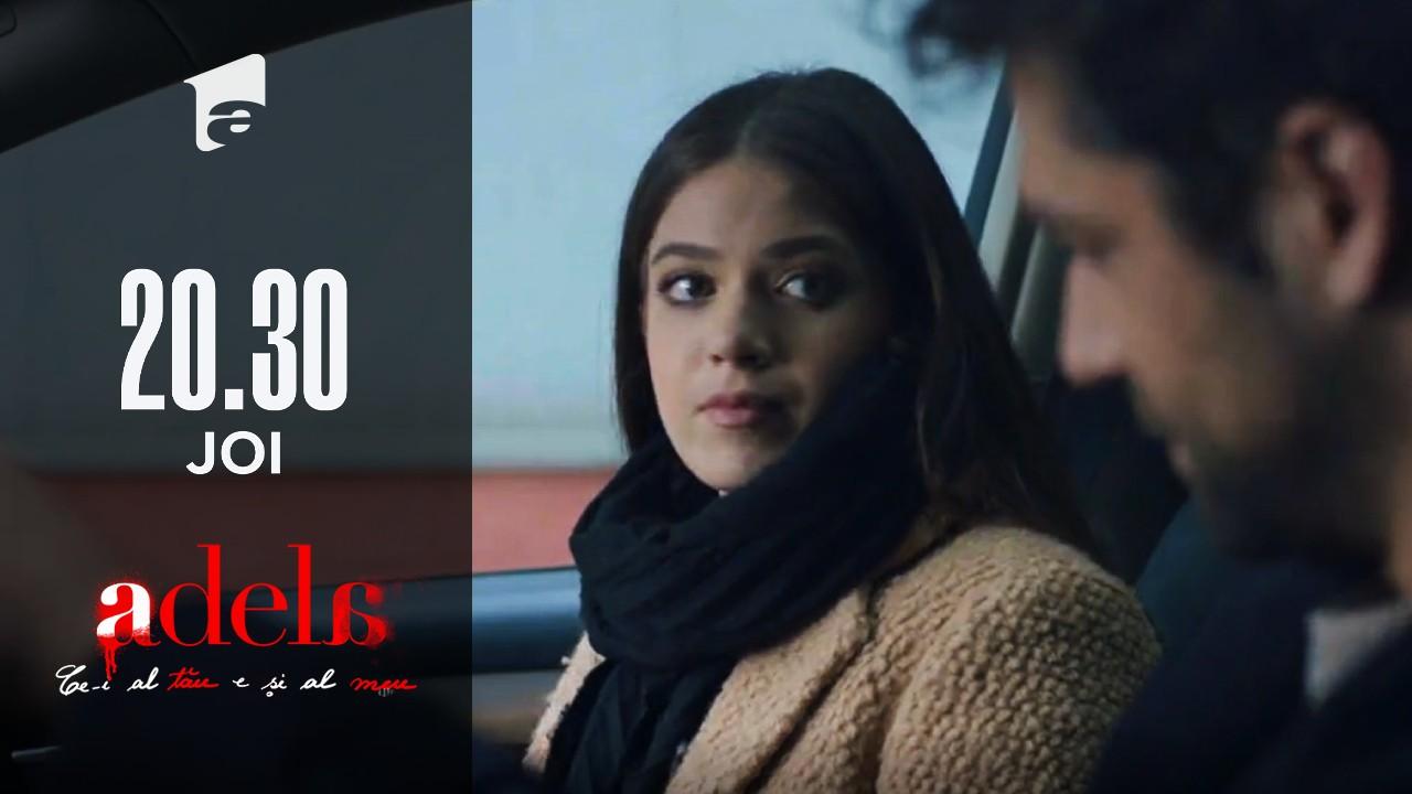 Adela, episodul 22. Adela a făcut accident
