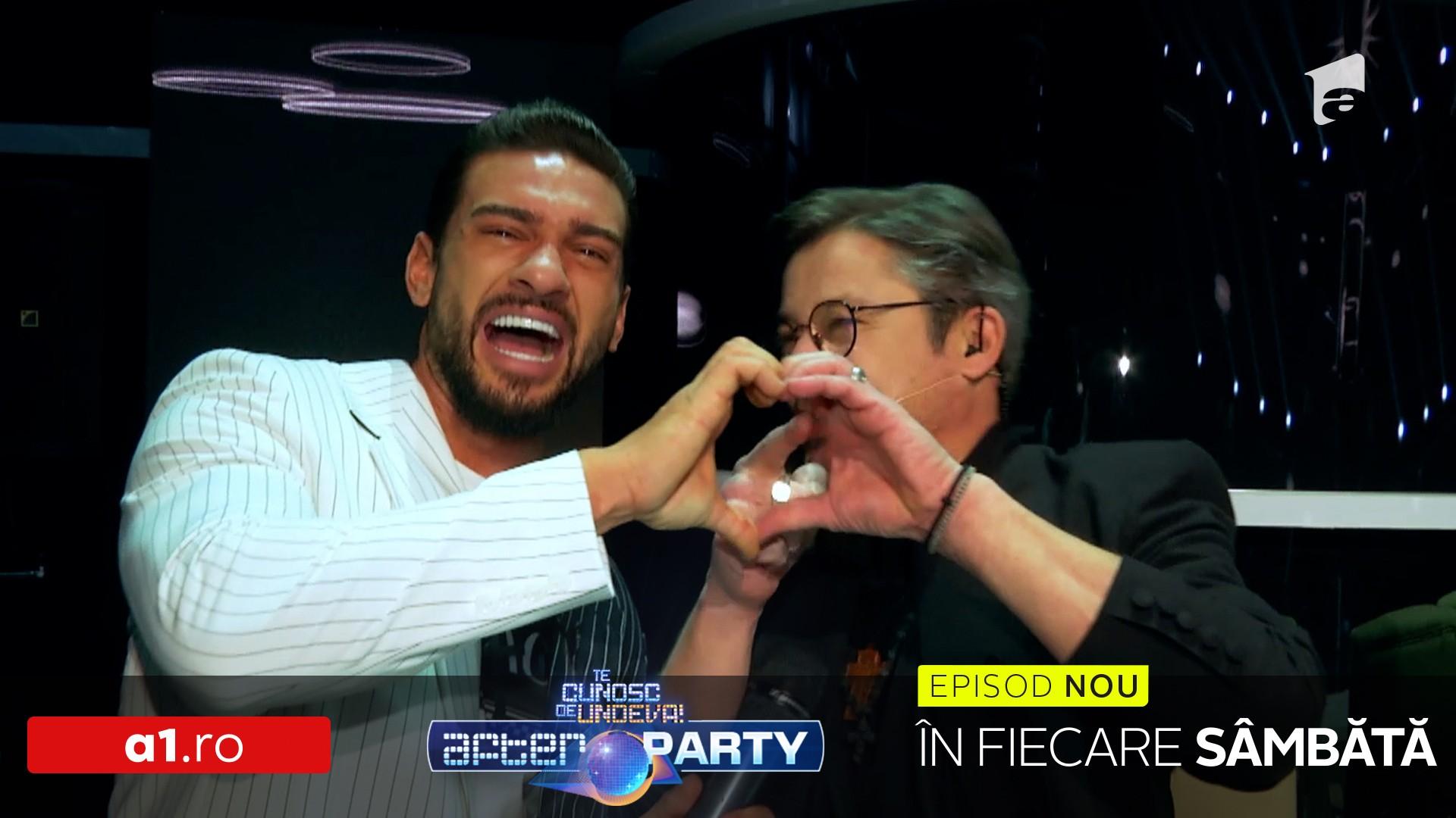 Te cunosc de undeva | After Party, cu Dorian Popa - Episodul 8