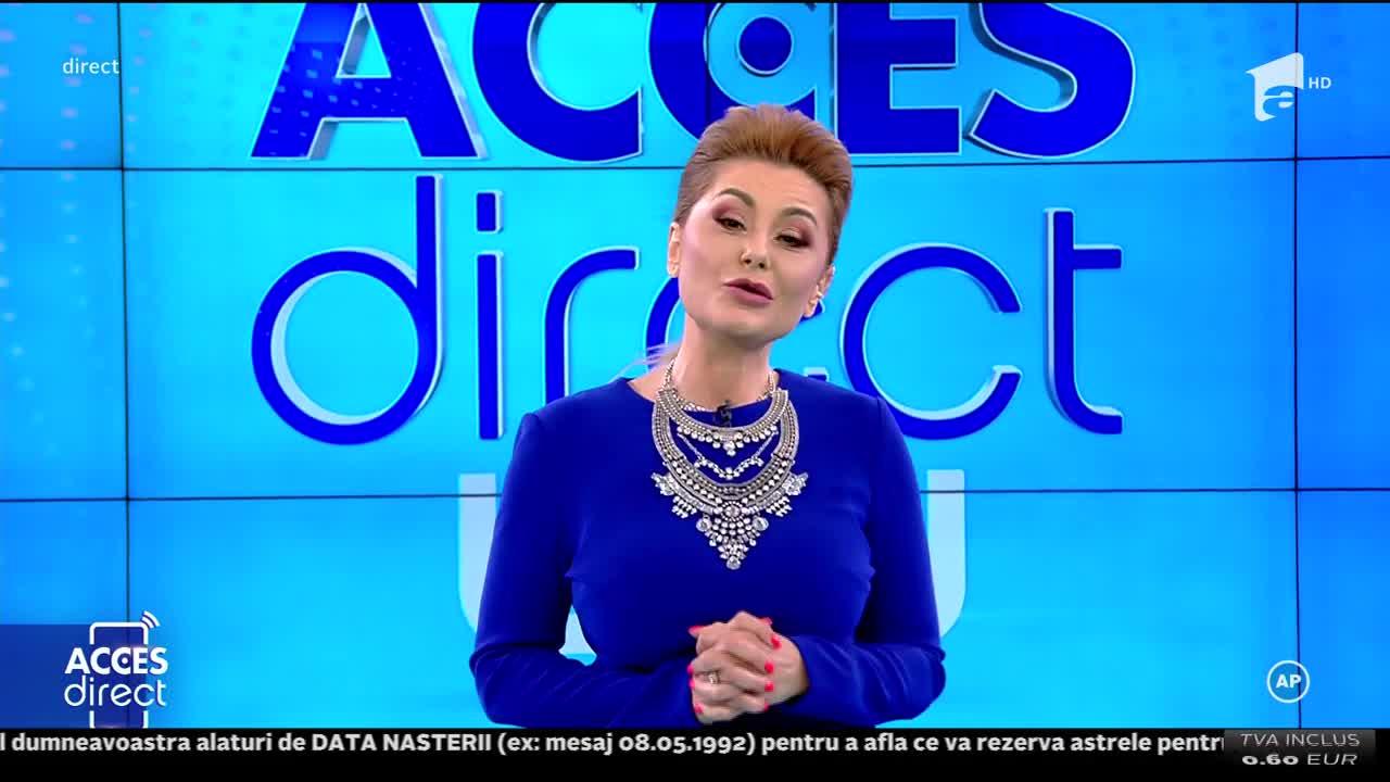 Mirela Vaida, înlocuită la Acces Direct de Emilia Ghinescu