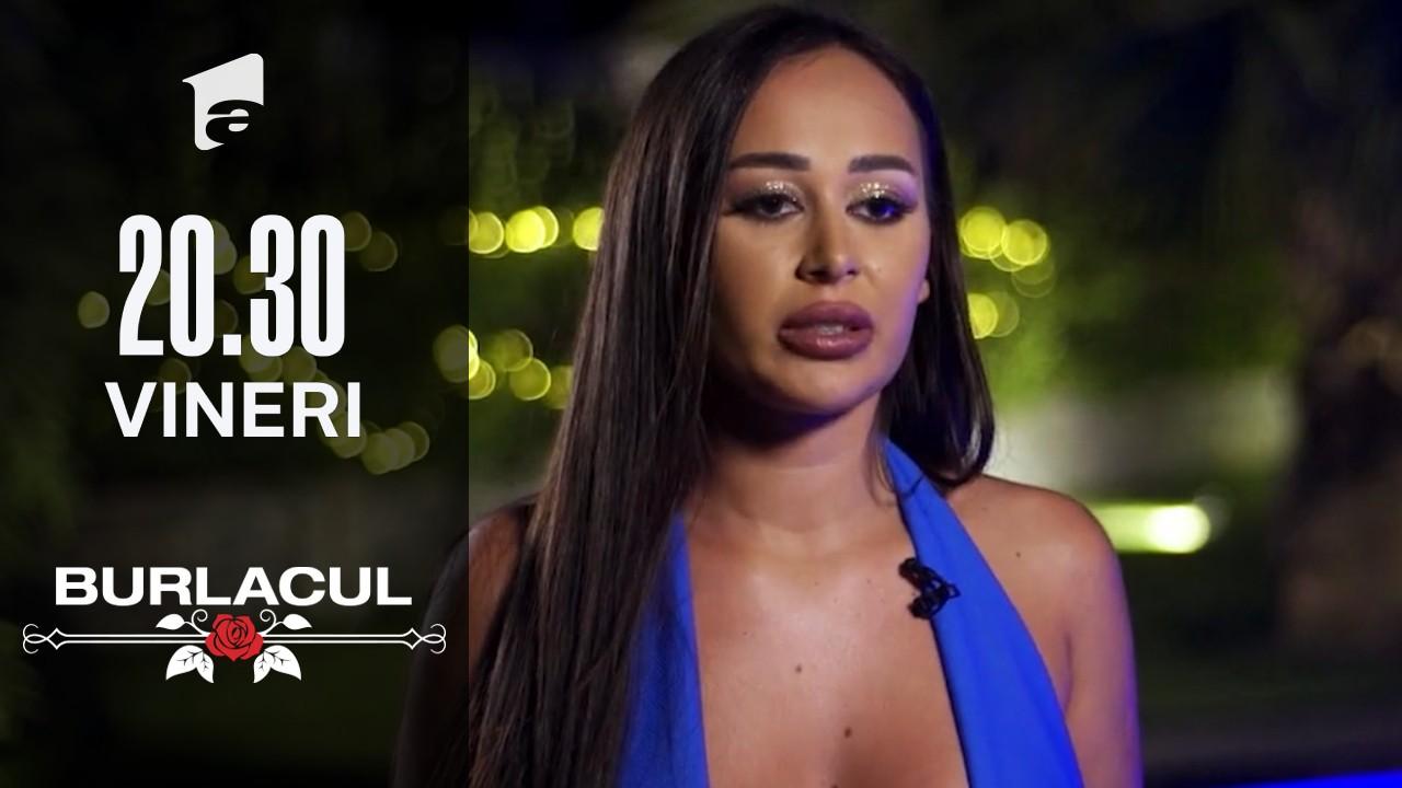 Roxana se retrage din emisiunea Burlacul: Regret că nu am putut să iubesc