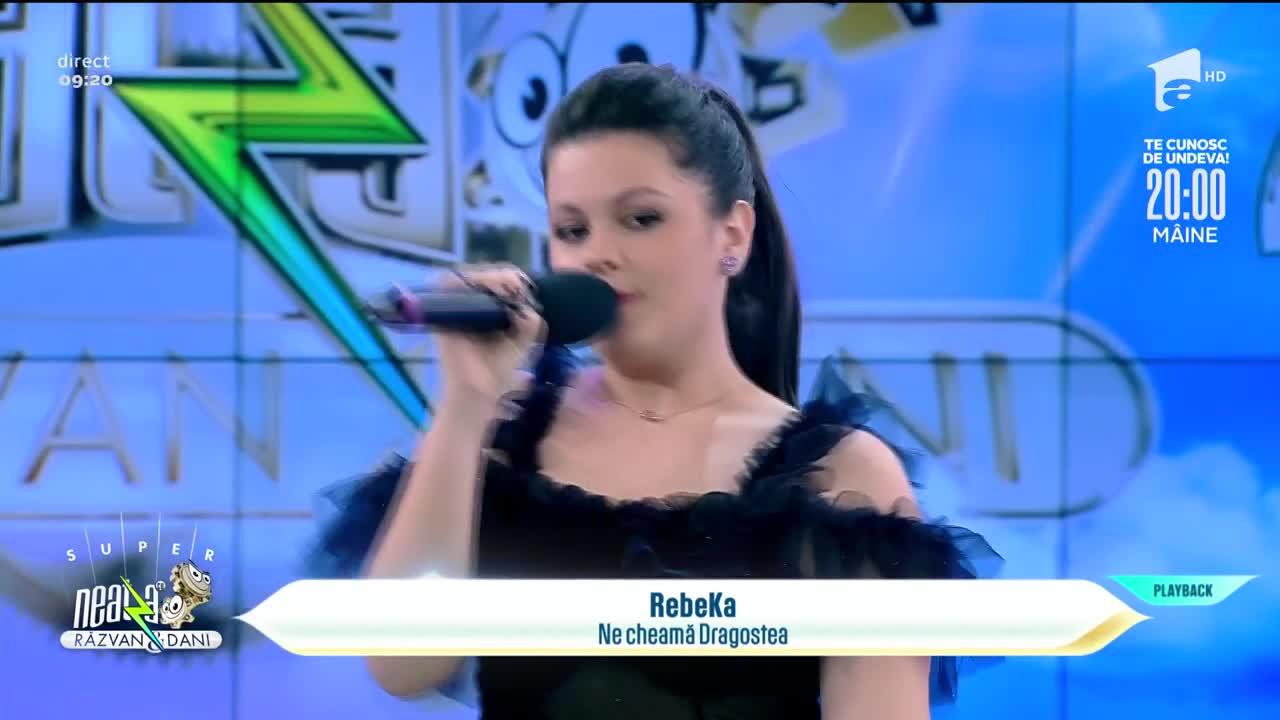 """RebeKa, super piesă la Neatza! Ascultă aici """"Ne cheamă Dragostea""""!"""