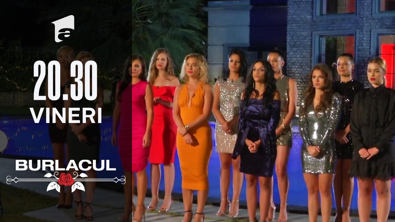 Decizie neașteptată. Cinci concurente au fost eliminate din emisiunea Burlacul!