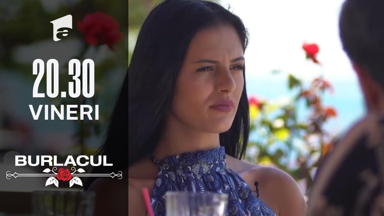 Burlacul Andi, întâlnire dezamăgitoare cu Cristina: Între noi nu există conexiune