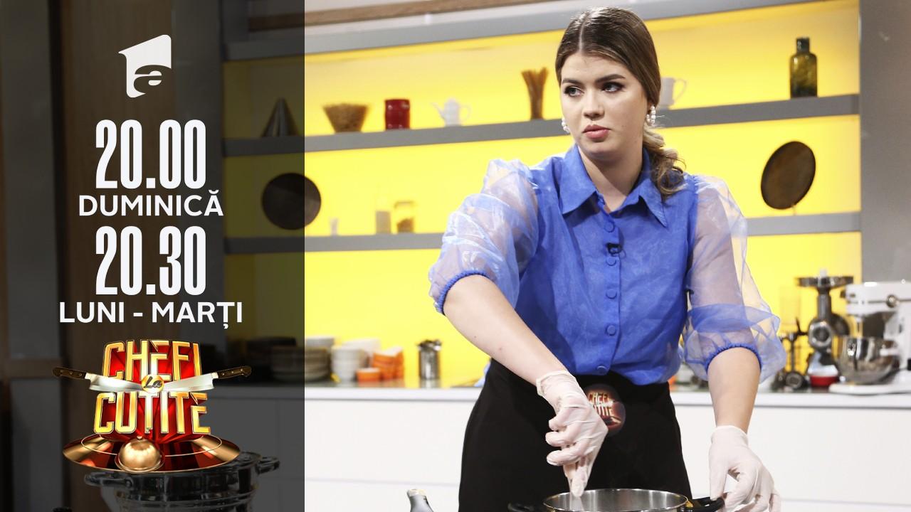 """Eșec culinar la Chefi la cuțite! Maglavais și rețeta """"Taci și înghite"""""""