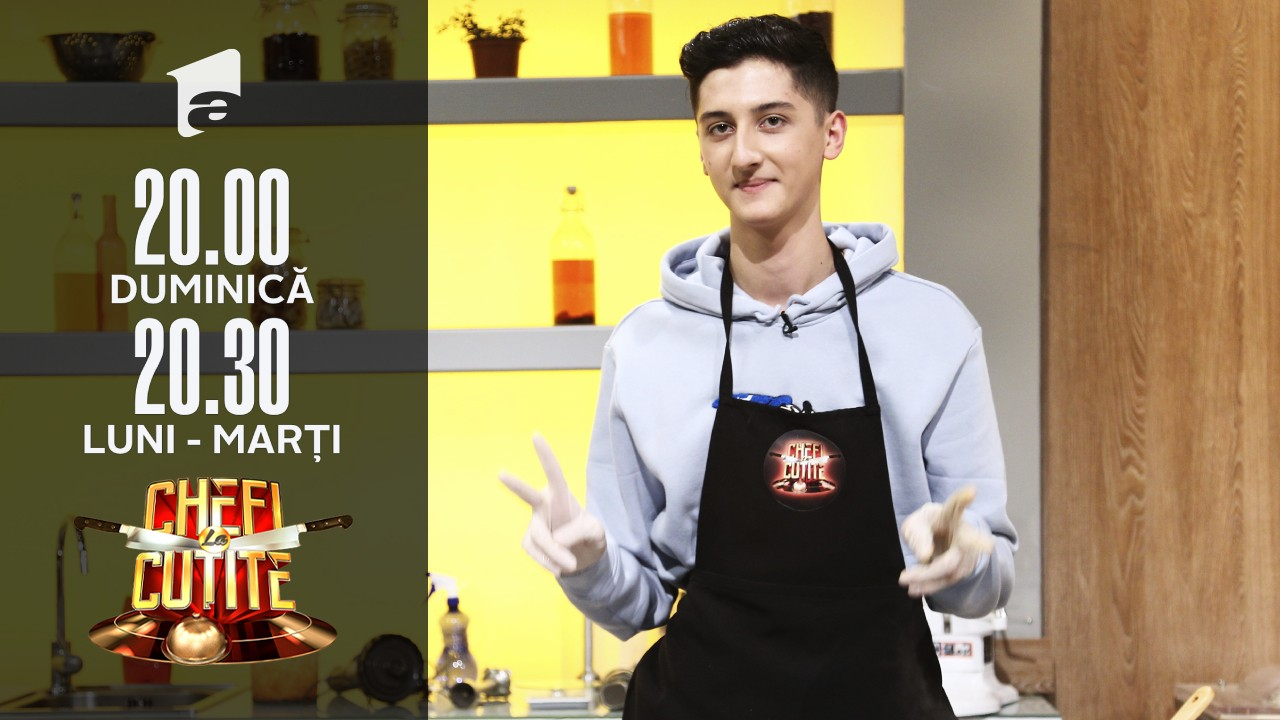 """Mickey Mouse a venit la Chefi la cuțite! Vlad Neamțu: """"Nu prea sunt plăcut"""""""