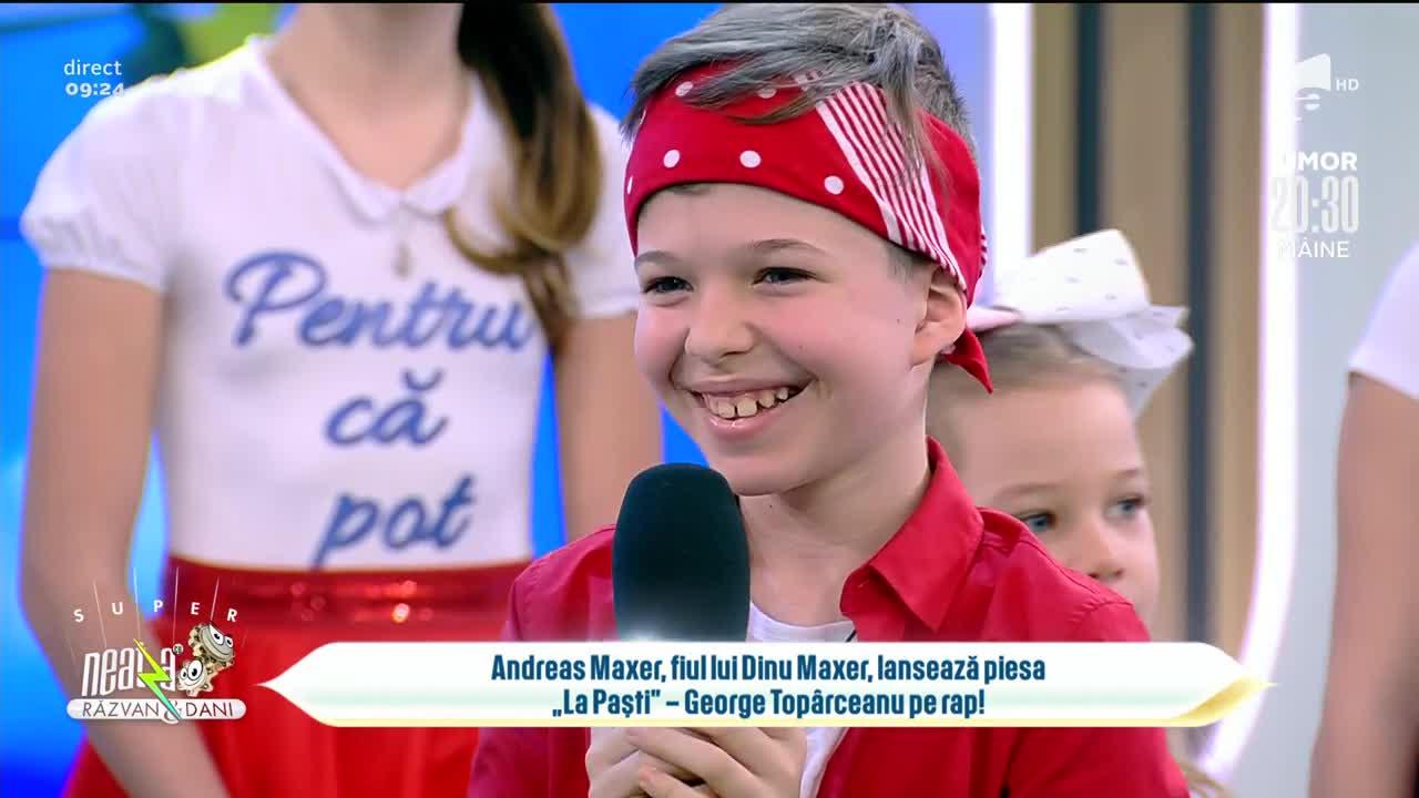 Andreas Maxer - La Paști