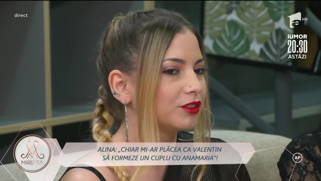 Doamna Ioana, despre apropierea Anamariei de Valentin: O strategie