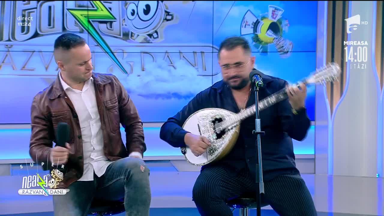 Nikolaos Papadopoulos & Ionuț Ungureanu - Inimă, nu fi de piatră