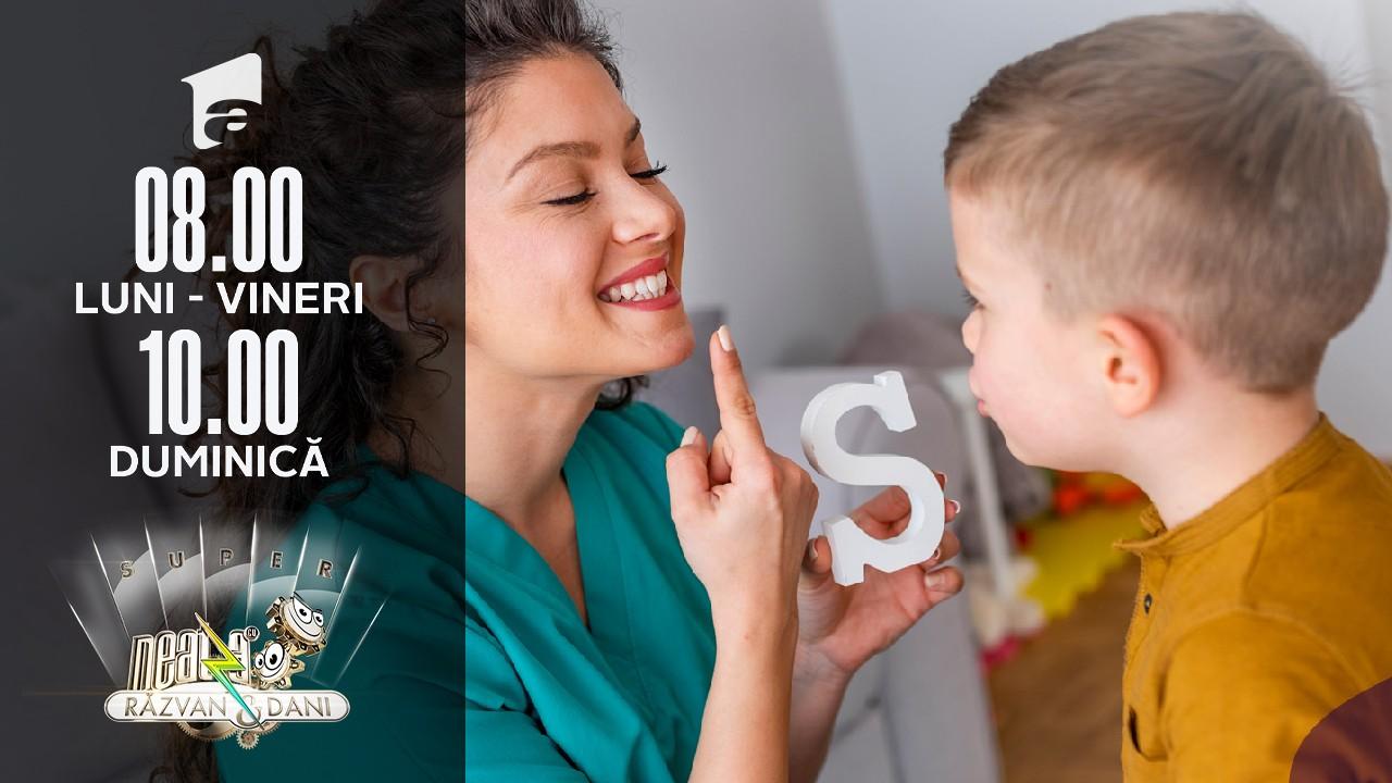Efectele ecranului telefonului, tabletei sau televizorului asupra dezvoltării limbajului la copii