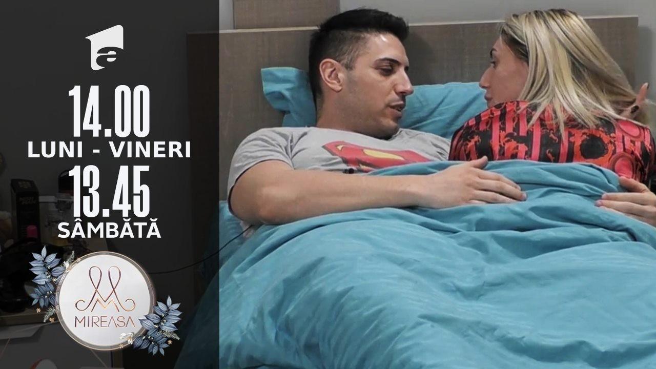 Maria, noapte albă în compania lui Liviu. Ce au făcut în dormitor