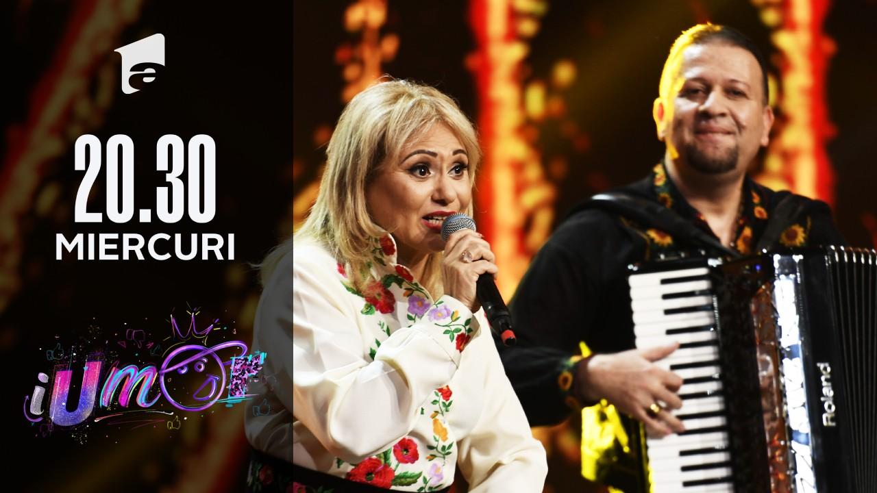 Lorraine și Marian Baicu, show muzical pe scena iUmor!