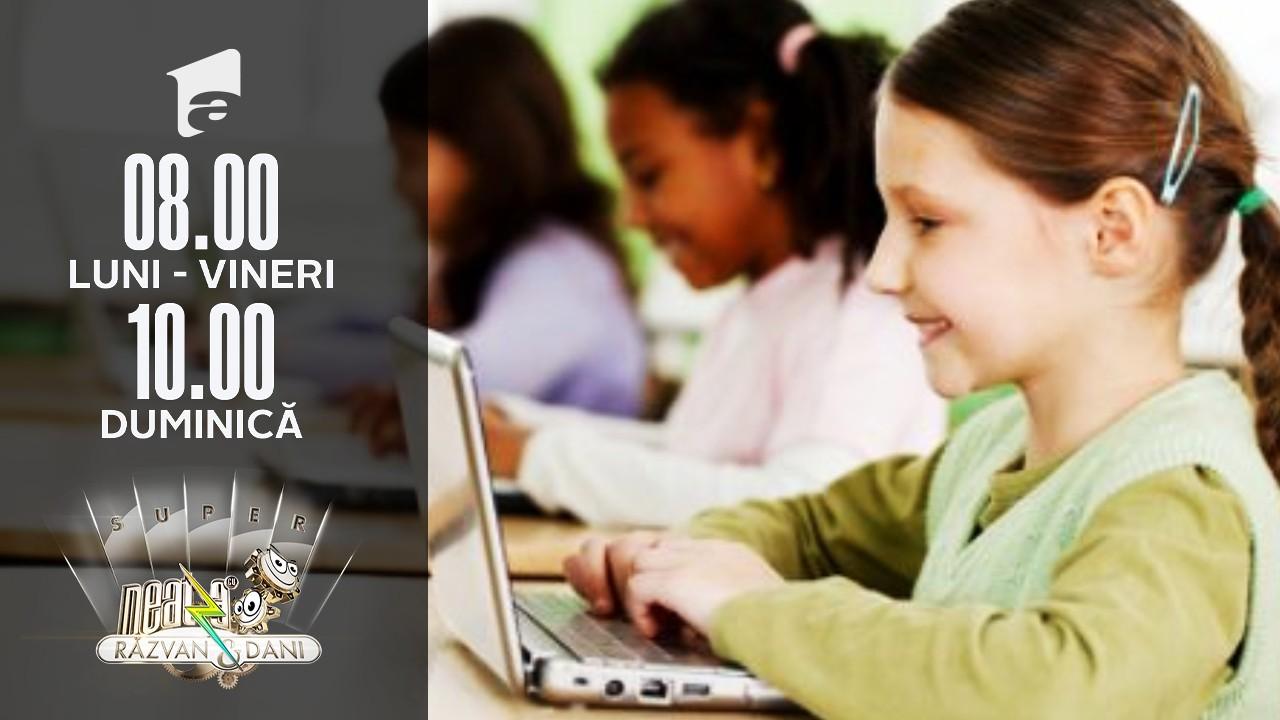 Cursuri de IT pentru copii