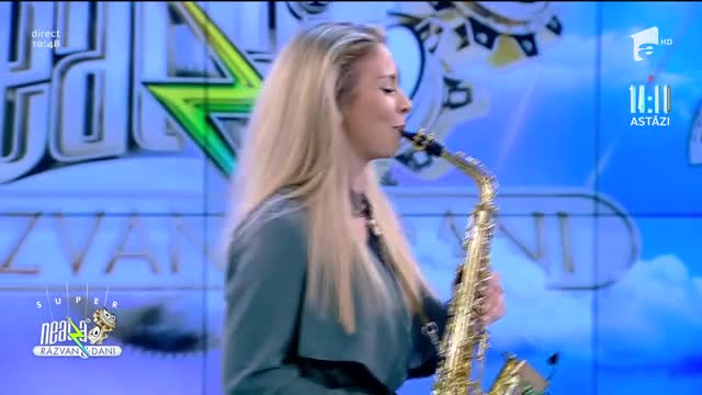 Donia Sax - Deep End (Fousheé Saxophone Cover)