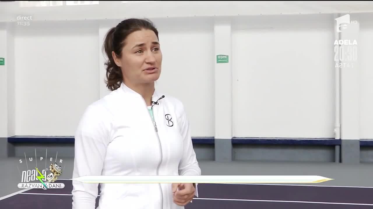 Monica Niculescu, noul căpitan al echipei naţionale feminine de tenis a României