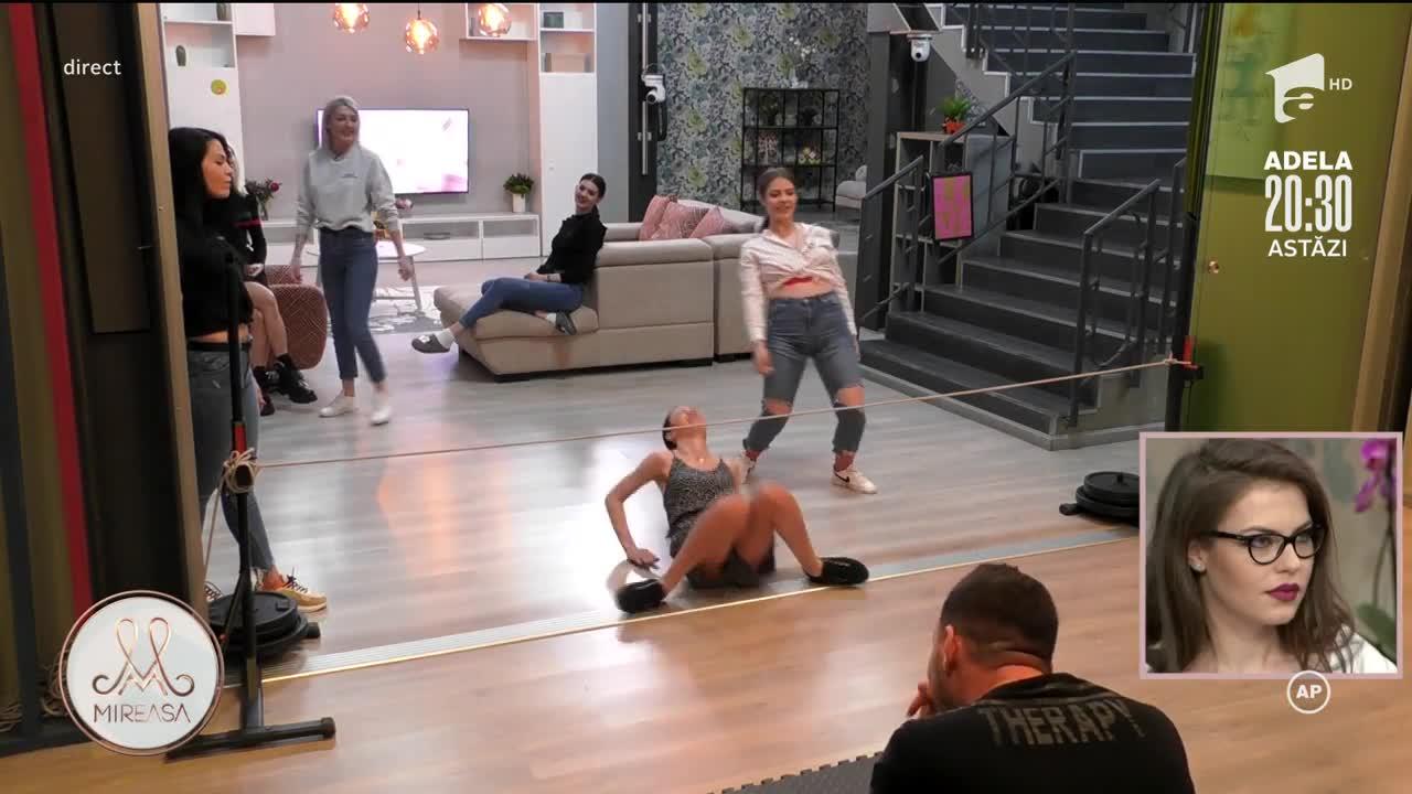 Limbo dance, provocarea de la Mireasa. Cum s-au distrat concurenții