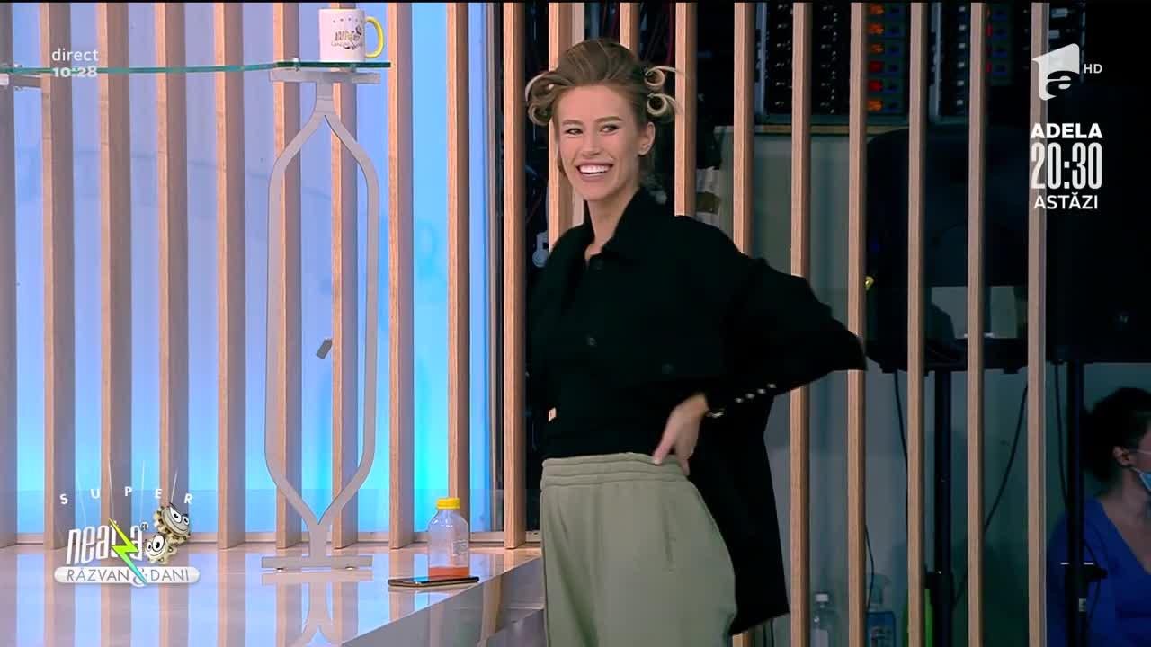 Iubita lui Dani Oțil, mândră de burtica de gravidă! Cum arată Gabriela Prisăcariu