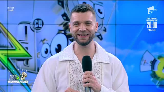 Marian Haiducu' - Omule, fii bun și spune