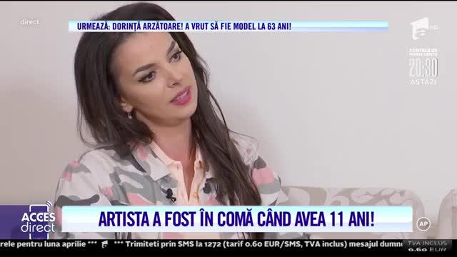 Maria Luiza Mih, mărturisiri incredibile! Artista a fost în comă când avea 11 ani