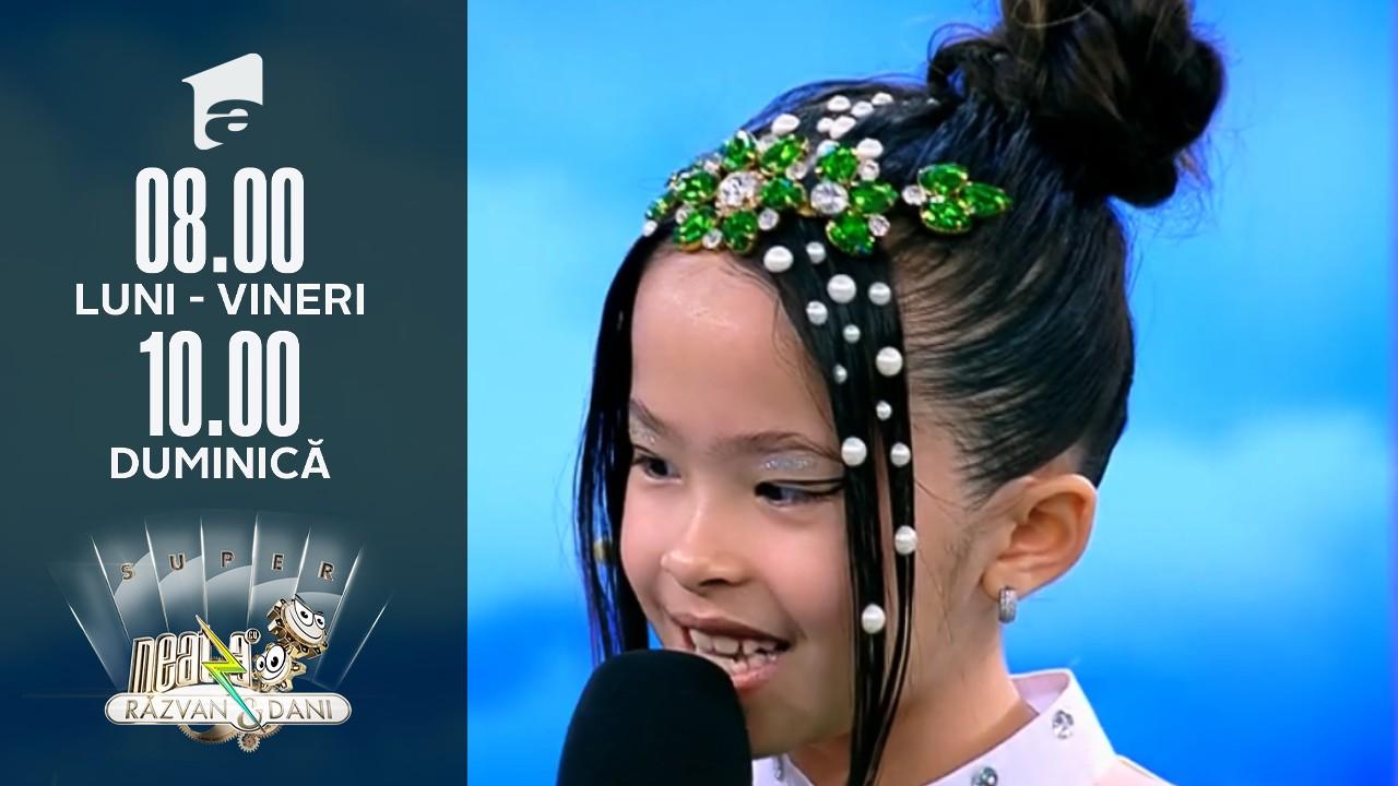 Micuța Liu-Nan lansează videoclipul cover-ului Mo Li Hua
