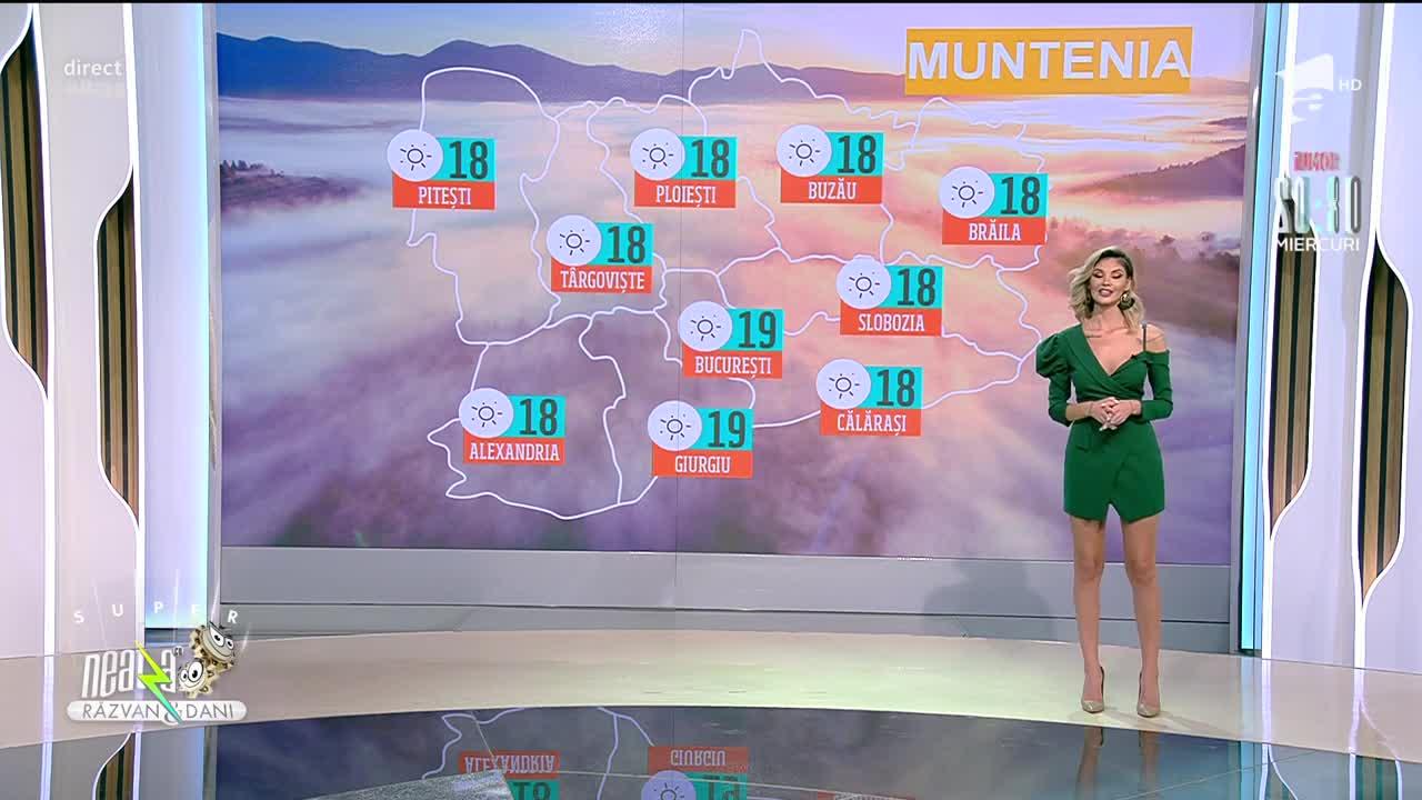 Prognoza Meteo, 12 aprilie 2021. Vreme predominant frumoasă